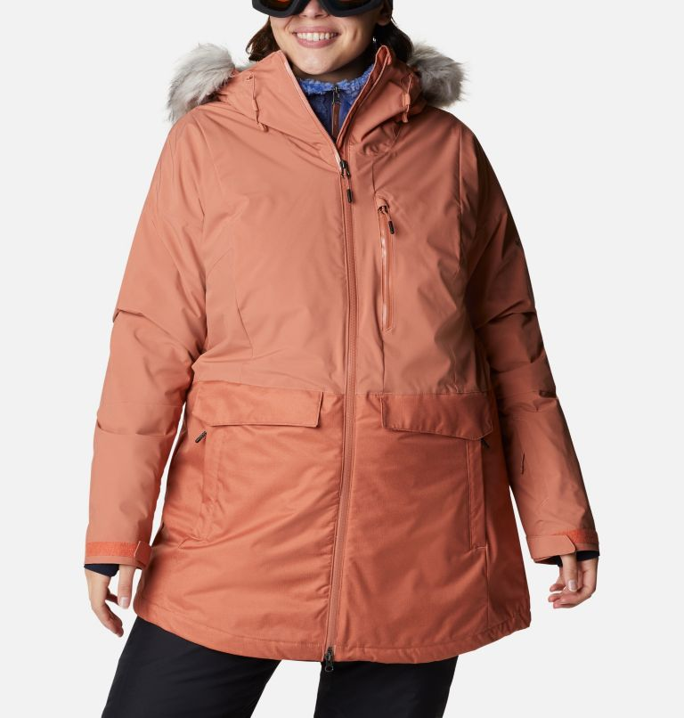 Women's Mount Bindo™ Insulated Jacket - Plus Size Women's Mount Bindo™ Insulated Jacket - Plus Size, front