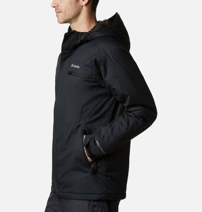 Valley Point™ Jacket | 010 | S Men's Valley Point™ Jacket, Black, a1