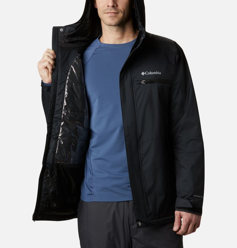 Valley Point™ Jacket | 010 | S Men's Valley Point™ Jacket, Black, a3