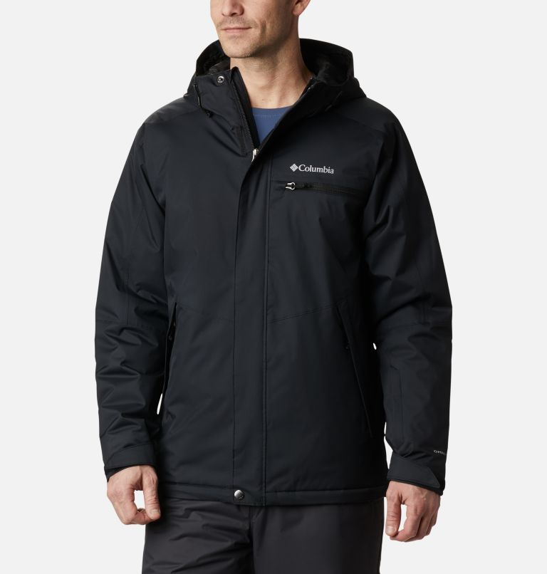 Valley Point™ Jacket | 010 | S Men's Valley Point™ Jacket, Black, front