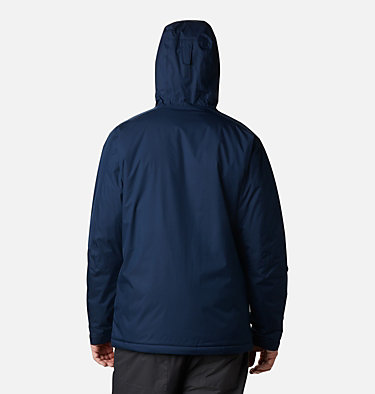 Men's Valley Point™ Jacket Valley Point™ Jacket | 464 | M, Collegiate Navy, back