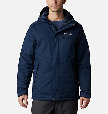 Men's Valley Point™ Jacket Valley Point™ Jacket | 464 | M, Collegiate Navy, front