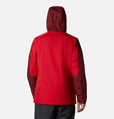 Men's Valley Point™ Jacket Valley Point™ Jacket | 464 | M, Mountain Red, Red Jasper, back