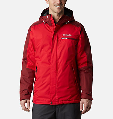 Men's Valley Point™ Jacket Valley Point™ Jacket | 464 | M, Mountain Red, Red Jasper, front