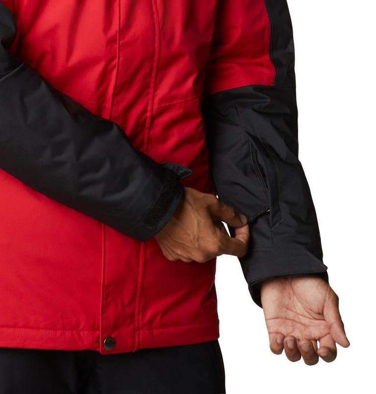 Valley Point™ Jacket | 614 | XXL Men's Valley Point™ Jacket, Mountain Red, Black, a4