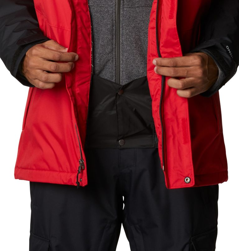 Valley Point™ Jacket | 614 | XXL Men's Valley Point™ Jacket, Mountain Red, Black, a6
