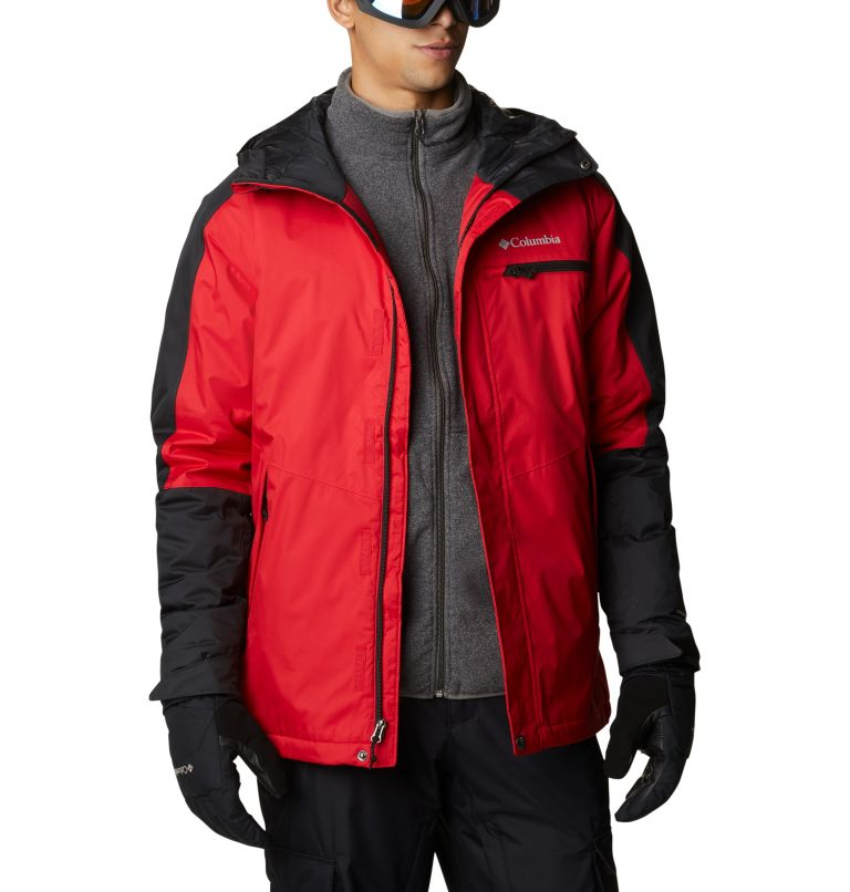 Valley Point™ Jacket | 614 | XXL Men's Valley Point™ Jacket, Mountain Red, Black, a7