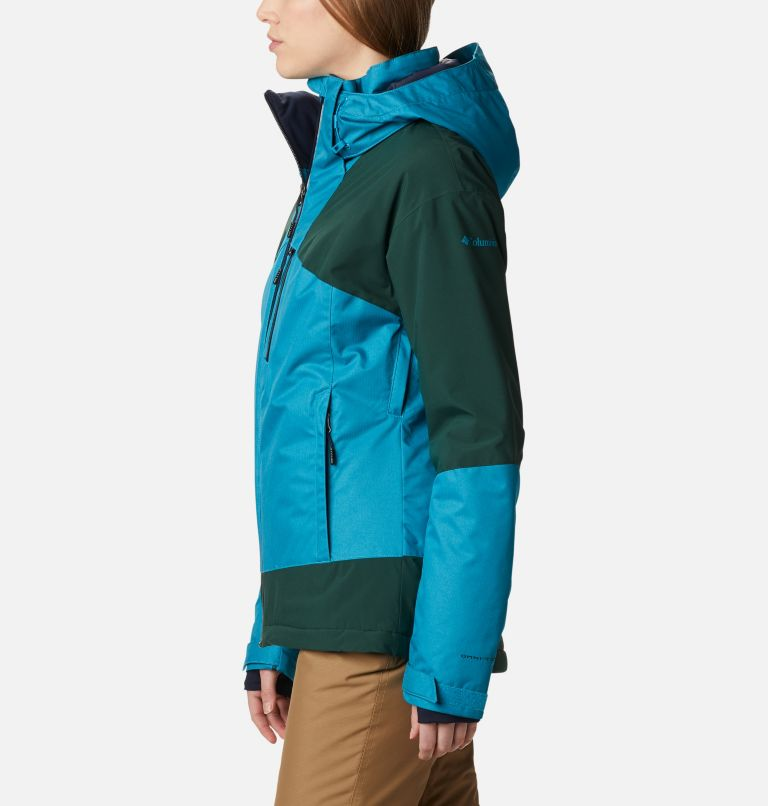 Women's Fall Zone Insulated Ski Jacket Women's Fall Zone Insulated Ski Jacket, a1