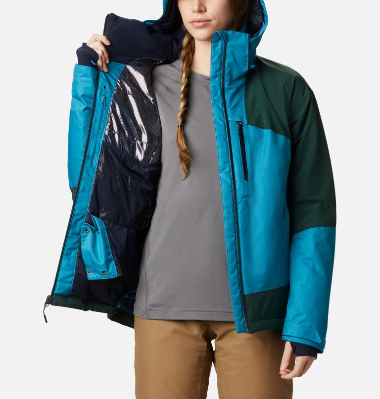 Women's Fall Zone Insulated Ski Jacket Women's Fall Zone Insulated Ski Jacket, a3