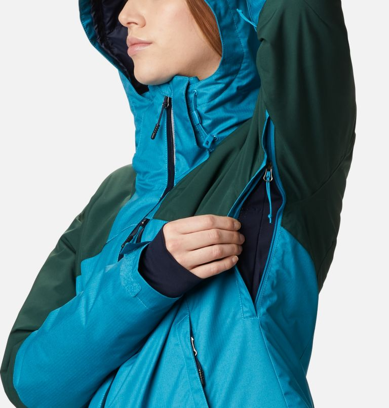 Women's Fall Zone Insulated Ski Jacket Women's Fall Zone Insulated Ski Jacket, a4