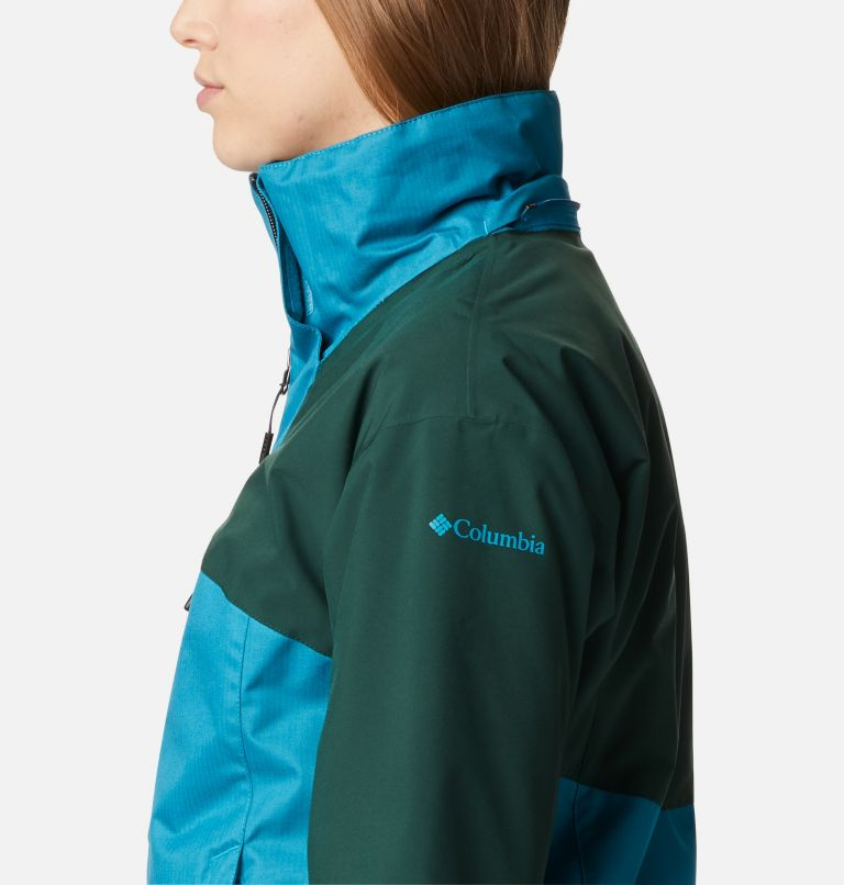Women's Fall Zone Insulated Ski Jacket Women's Fall Zone Insulated Ski Jacket, a9