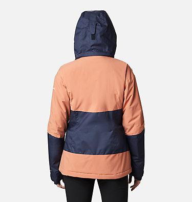 Women's Fall Zone™ Insulated Jacket Fall Zone™ Insulated Jacket   011   M, Dark Nocturnal, Nova Pink, back