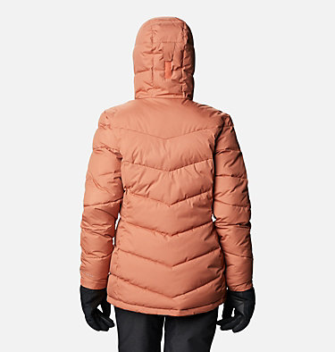 Women's Abbott Peak Insulated Jacket Abbott Peak™ Insulated Jacket | 021 | M, Nova Pink, back