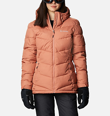 Women's Abbott Peak Insulated Jacket Abbott Peak™ Insulated Jacket | 021 | M, Nova Pink, front