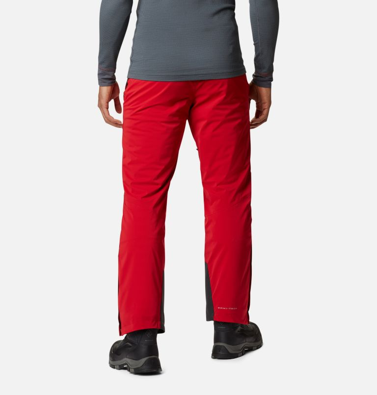 Wild Card™ Pant | 613 | XXL Men's Wild Card Ski Pant, Mountain Red, back