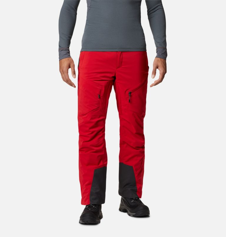 Wild Card™ Pant | 613 | XXL Men's Wild Card Ski Pant, Mountain Red, front