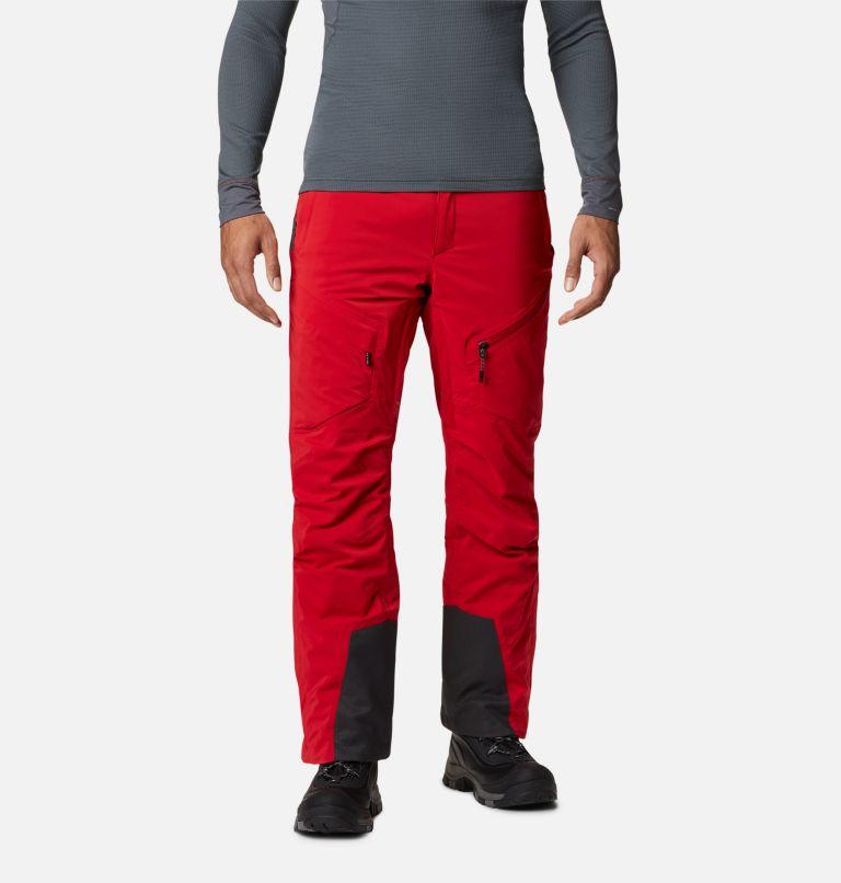 Wild Card™Pant | 613 | XXL Men's Wild Card Ski Pant, Mountain Red, front