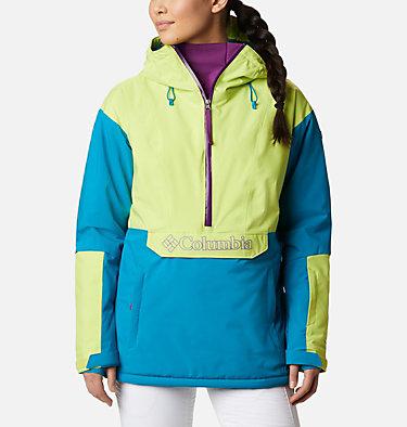 Dust on Crust Isolationsjacke für Frauen Dust on Crust™ Insulated Jacket | 307 | XL, Voltage, Fjord Blue, Plum, front