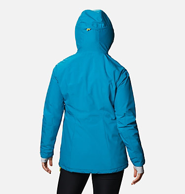 Women's Dust on Crust Insulated Jacket Dust on Crust™ Insulated Jacket | 307 | XL, Fjord Blue, back