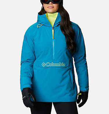 Dust on Crust Isolationsjacke für Frauen Dust on Crust™ Insulated Jacket | 307 | XL, Fjord Blue, front