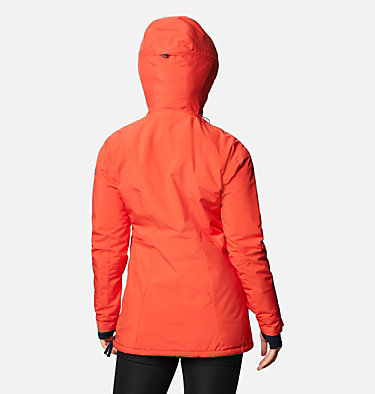 Chaqueta con aislamiento Dust on Crust para mujer Dust on Crust™ Insulated Jacket | 307 | XL, Bold Orange, back