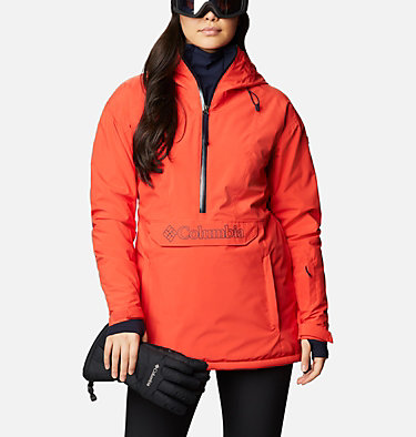 Women's Dust on Crust Insulated Jacket Dust on Crust™ Insulated Jacket | 307 | XL, Bold Orange, front