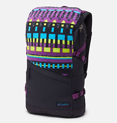 Falmouth™ 24L Backpack Falmouth™ 24L Backpack | 673 | O/S, Black Print, Black, front