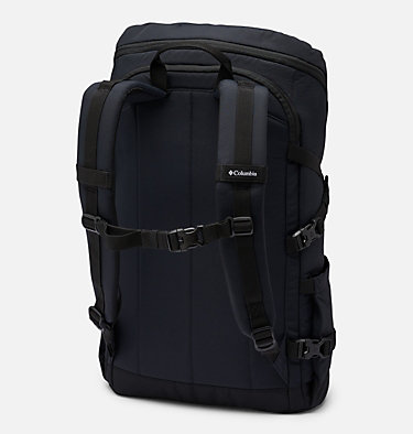 Unisex Falmouth 24L Backpack Falmouth™ 24L Backpack | 010 | O/S, Black, back