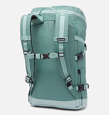 Falmouth™ 24L Backpack Falmouth™ 24L Backpack | 673 | O/S, Thyme Green, Aqua Tone, back