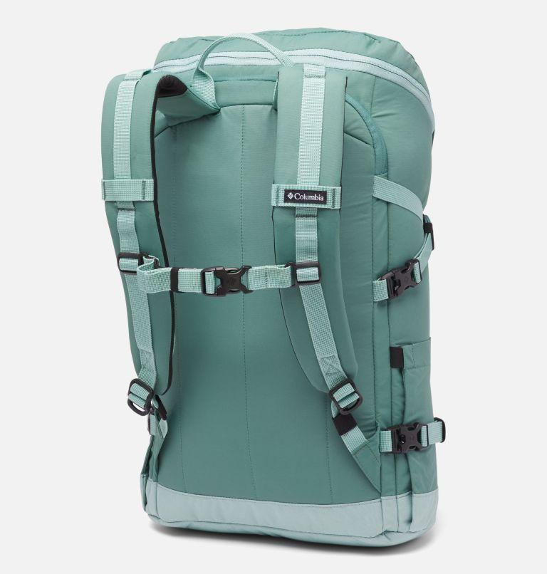 Falmouth™ 24L Backpack | 369 | O/S Falmouth™ 24L Backpack, Thyme Green, Aqua Tone, back