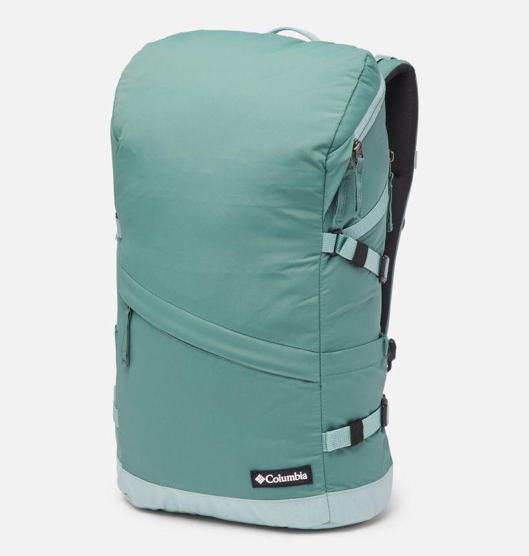 Falmouth™ 24L Backpack | 369 | O/S Falmouth™ 24L Backpack, Thyme Green, Aqua Tone, front
