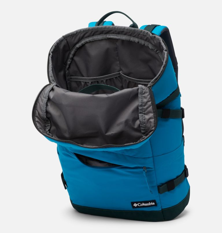 Falmouth™ 24L Backpack | 462 | O/S Unisex Falmouth 24L Backpack, Fjord Blue, Spruce, a1