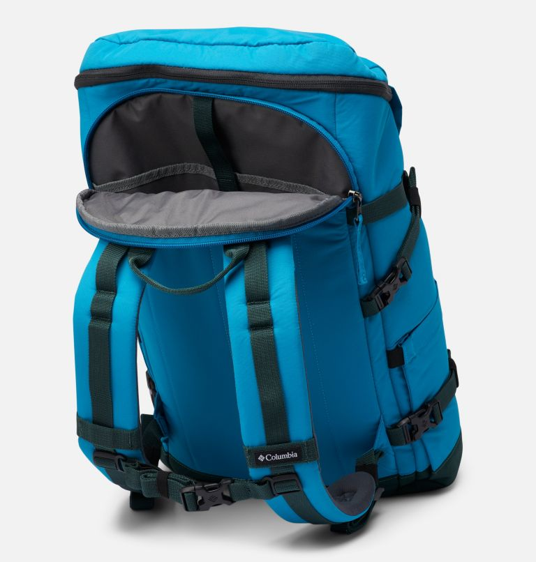 Falmouth™ 24L Backpack | 462 | O/S Unisex Falmouth 24L Backpack, Fjord Blue, Spruce, a2