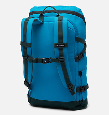Unisex Falmouth 24L Backpack Falmouth™ 24L Backpack | 010 | O/S, Fjord Blue, Spruce, back