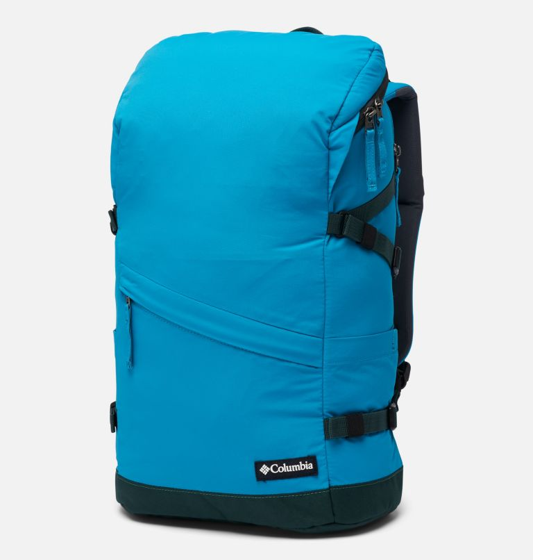 Falmouth™ 24L Backpack | 462 | O/S Unisex Falmouth 24L Backpack, Fjord Blue, Spruce, front