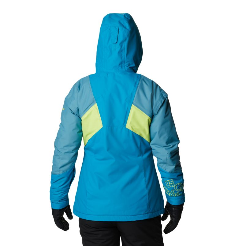 Women's Alpine Diva™ Insulated Ski Jacket Women's Alpine Diva™ Insulated Ski Jacket, back