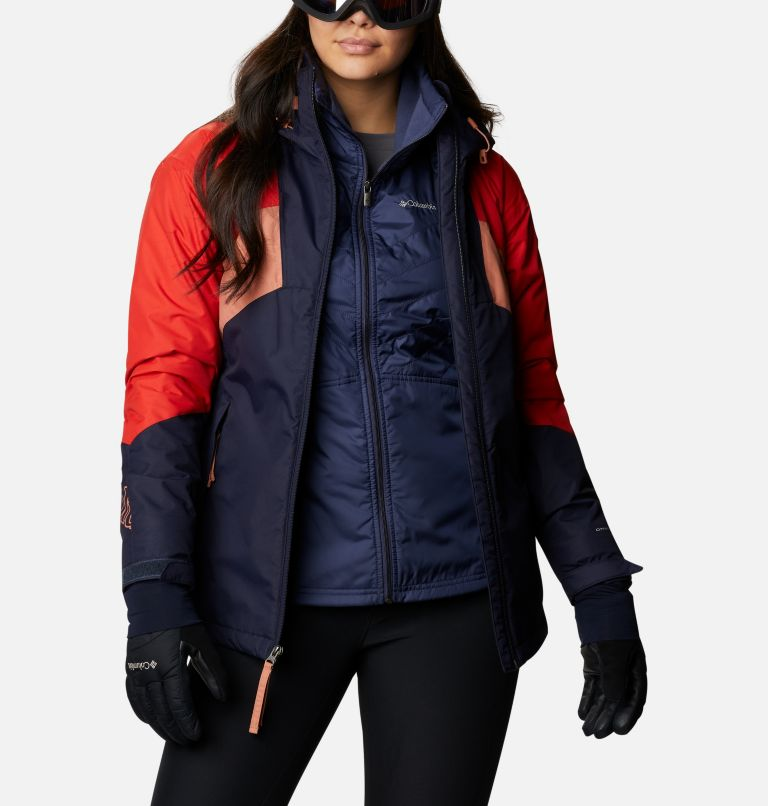 Women's Alpine Diva™ Insulated Ski Jacket Women's Alpine Diva™ Insulated Ski Jacket, a3