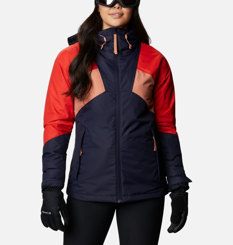 Women's Alpine Diva™ Insulated Ski Jacket Women's Alpine Diva™ Insulated Ski Jacket, front