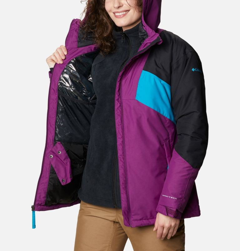 Women's Alpine Diva™ Insulated Ski Jacket Women's Alpine Diva™ Insulated Ski Jacket, a3
