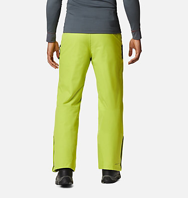 Men's Kick Turn Pant Kick Turn™ Pant | 464 | L, Bright Chartreuse, back