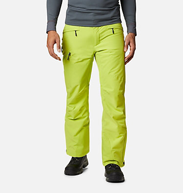 Men's Kick Turn Pant Kick Turn™ Pant | 464 | L, Bright Chartreuse, front