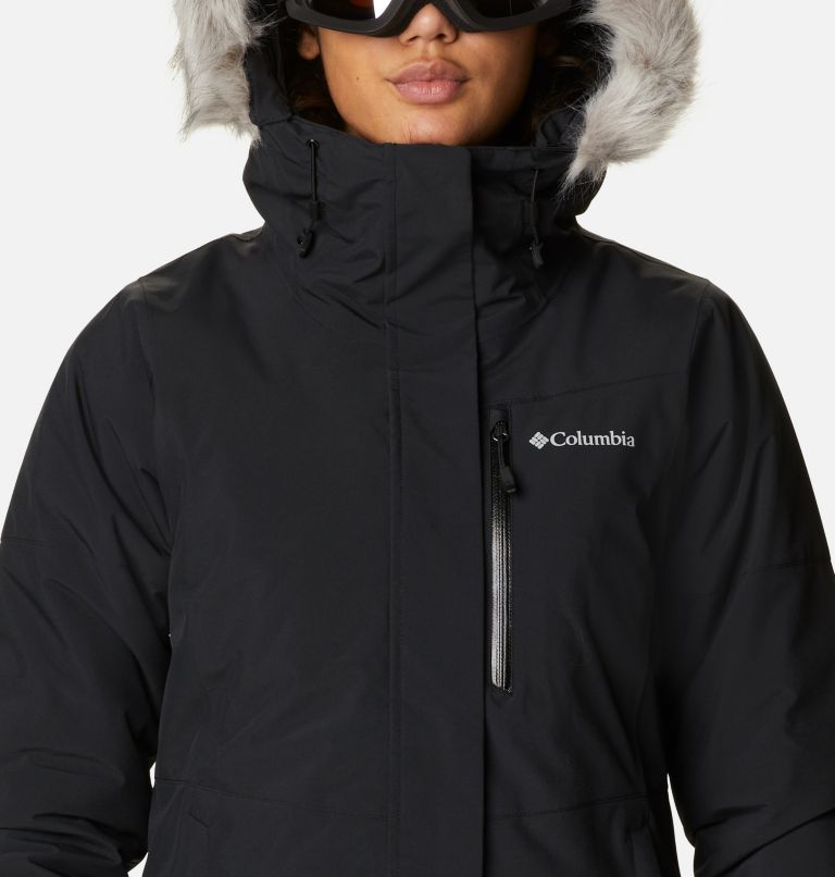 Ava Alpine™ Insulated Jacket | 010 | XL Women's Ava Alpine Insulated Ski Jacket, Black, a2