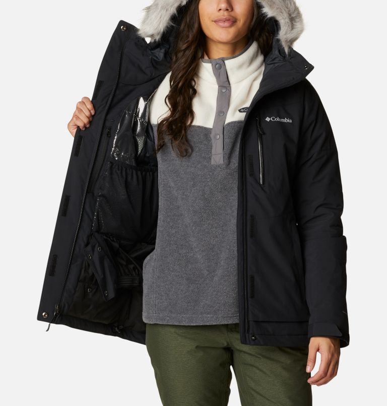 Ava Alpine™ Insulated Jacket | 010 | XL Women's Ava Alpine Insulated Ski Jacket, Black, a3