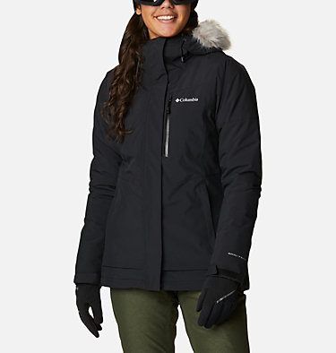 Women's Ava Alpine™ Insulated Jacket Ava Alpine™ Insulated Jacket | 430 | S, Black, front