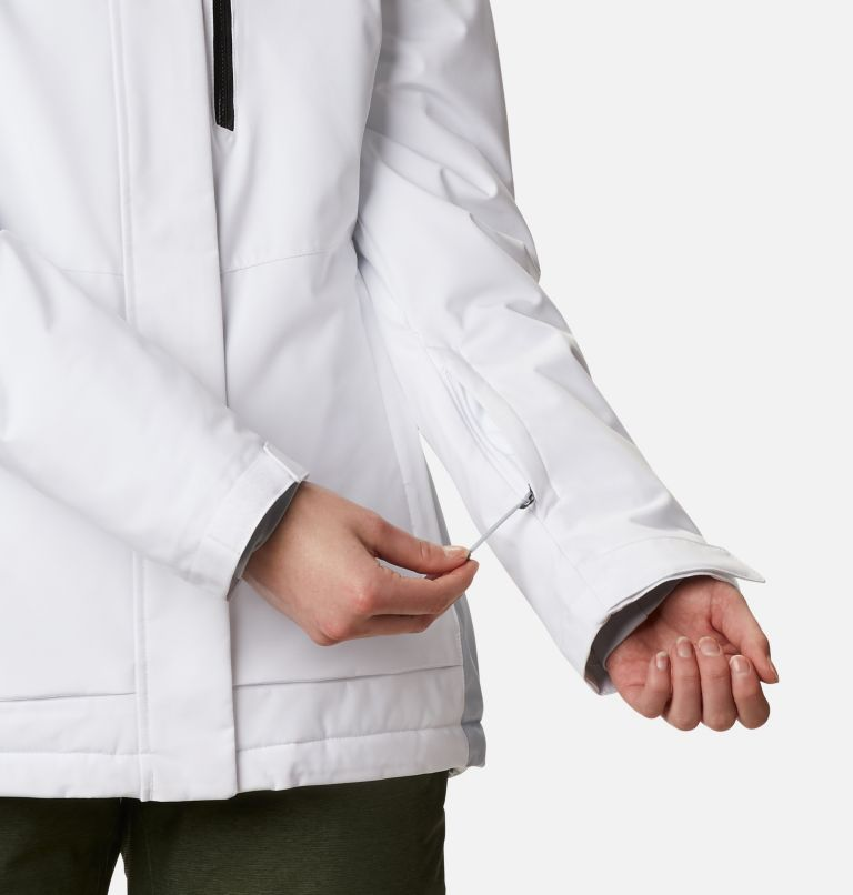 Ava Alpine™ Insulated Jacket | 100 | M Women's Ava Alpine™ Insulated Jacket, White, Cirrus Grey, a6