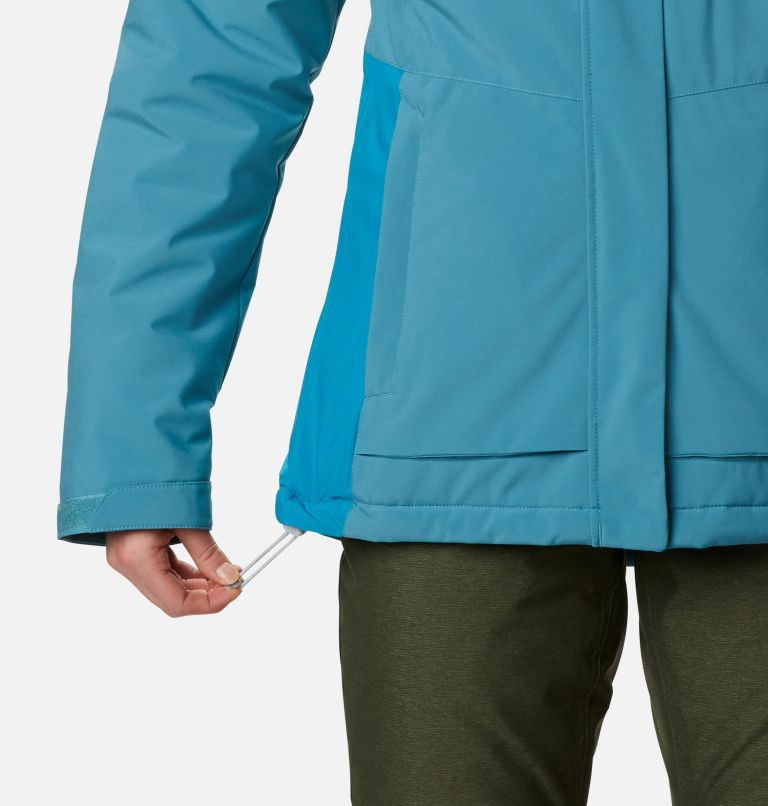 Ava Alpine™ Insulated Jacket | 430 | S Women's Ava Alpine Insulated Ski Jacket, Canyon Blue, Fjord Blue, a5