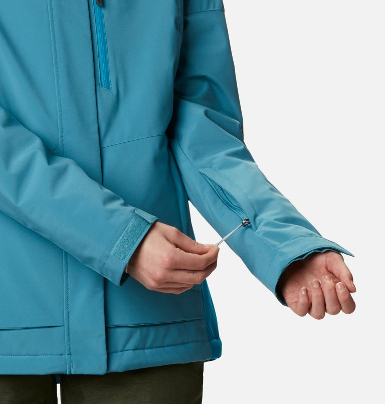 Ava Alpine™ Insulated Jacket | 430 | S Women's Ava Alpine Insulated Ski Jacket, Canyon Blue, Fjord Blue, a6