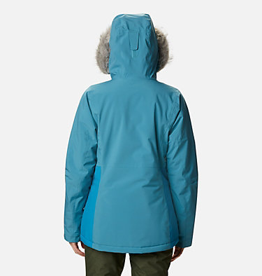 Women's Ava Alpine Insulated Jacket Ava Alpine™ Insulated Jacket | 010 | S, Canyon Blue, Fjord Blue, back