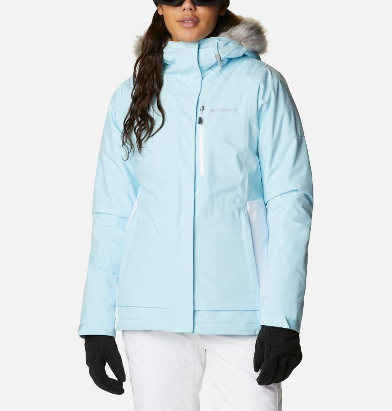 Women's Ava Alpine Insulated Ski Jacket Women's Ava Alpine Insulated Ski Jacket, front