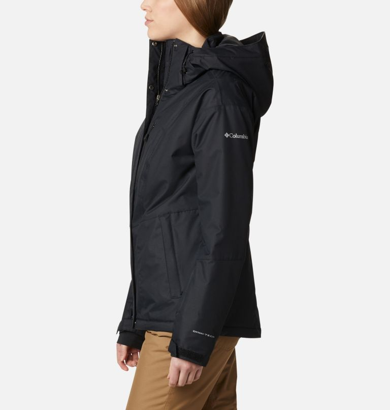 Last Tracks™ Insulated Jacket | 010 | XL Women's Last Tracks™ Insulated Jacket, Black, a1